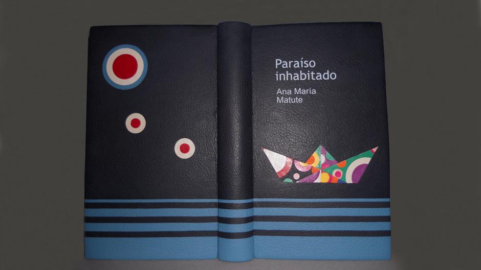 paraiso inhabitado rosa maria matute susana_rodriguez_bookbinding encuadernacion